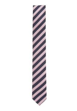 TIE 6 CM TRAVELLER - Stropdas - light pink