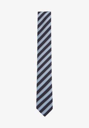 TIE 6 CM TRAVELLER - Krawatte - light blue