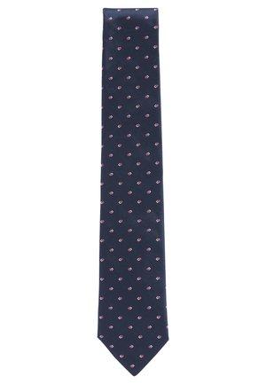 TIE 7,5 CM - Krawatte - dark blue