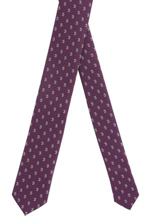 TIE 6 CM TRAVELLER - Slips - dark purple