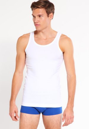 SLIM FIT - Caraco - white