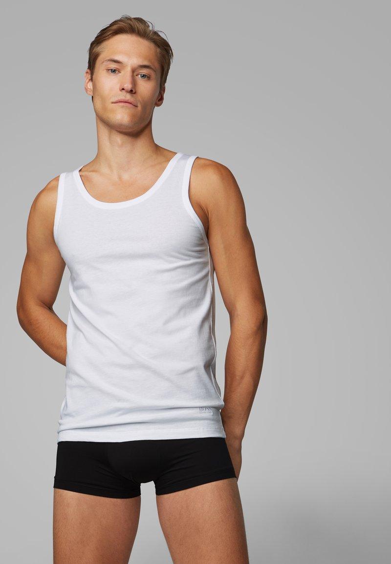 BOSS - 3 PACK - Undershirt - white