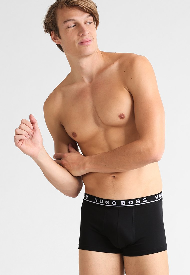BOSS - TRUNK 3 PACK  - Underkläder - black