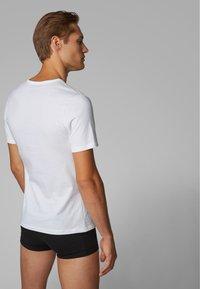 BOSS - 3 PACK - Camiseta interior - black - 3