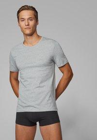 BOSS - 3 PACK - Camiseta interior - black - 1