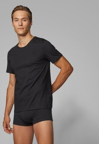BOSS - 3 PACK - Camiseta interior - black - 2