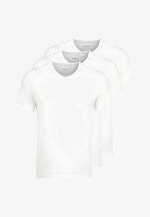 3 PACK - Caraco - white