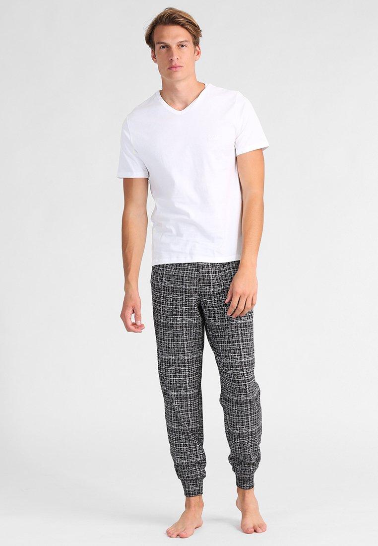 BOSS - 3 PACK - Unterhemd/-shirt - white