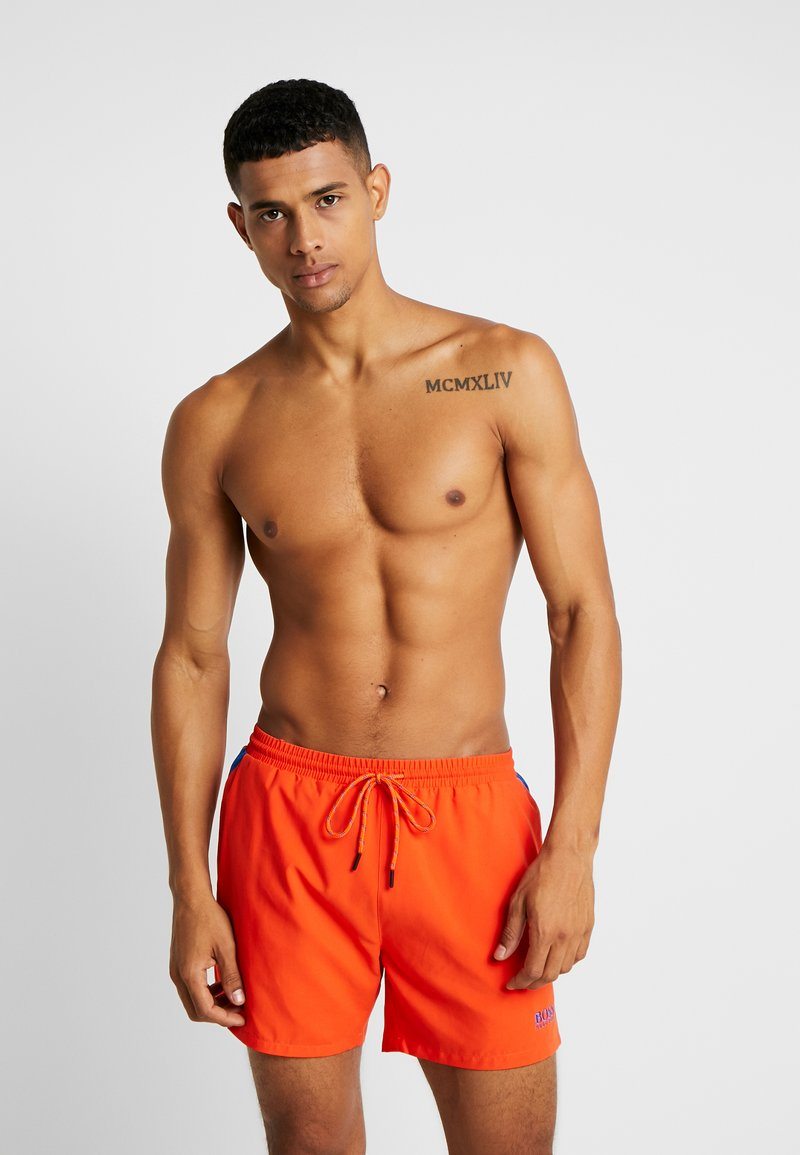 BOSS - PEARLEYE - Swimming shorts - bright red