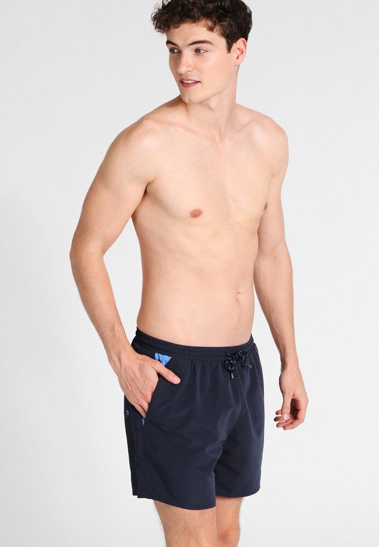 BOSS - PEARLEYE - Surfshorts - navy