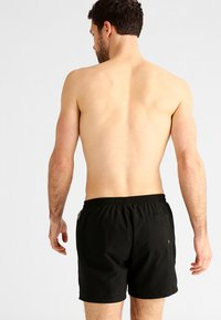 BOSS - PEARLEYE - Swimming shorts - black - 1