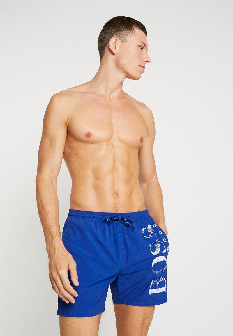 BOSS - OCTOPUS  - Surfshorts - medium blue