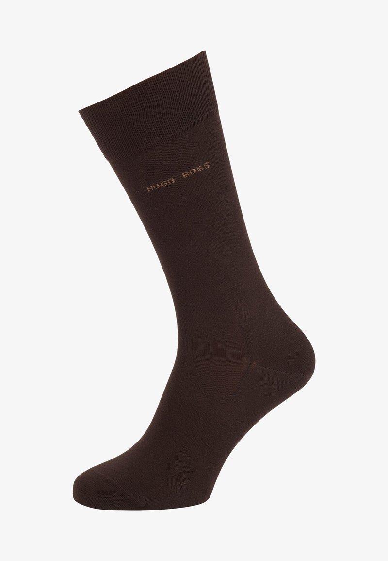 BOSS - MARC UNI - Socks - dark brown