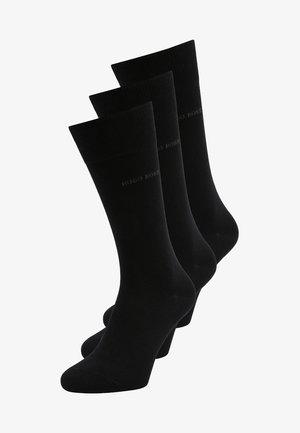 3 PACK - Calcetines - black