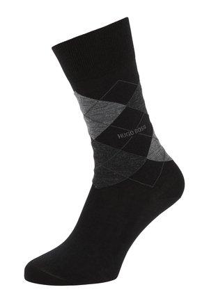 JOHN RS ARGYLE WO - Chaussettes - black