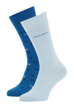 2P RS DOT CC - Socks - blue