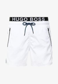BOSS - THORNFISH - Zwemshorts - open white - 2