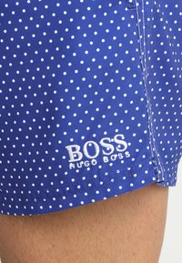 BOSS - PIKE - Swimming shorts - medium blue - 3