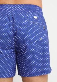 BOSS - PIKE - Swimming shorts - medium blue - 1