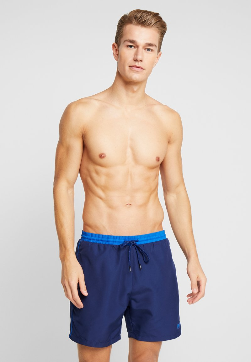 BOSS - STARFISH - Swimming shorts - navy