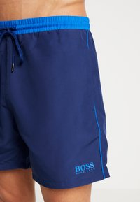 BOSS - STARFISH - Swimming shorts - navy - 3