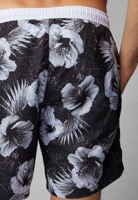 BOSS - PIRANHA - Swimming shorts - open grey - 2