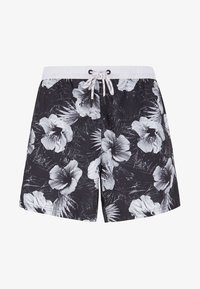 BOSS - PIRANHA - Swimming shorts - open grey - 4
