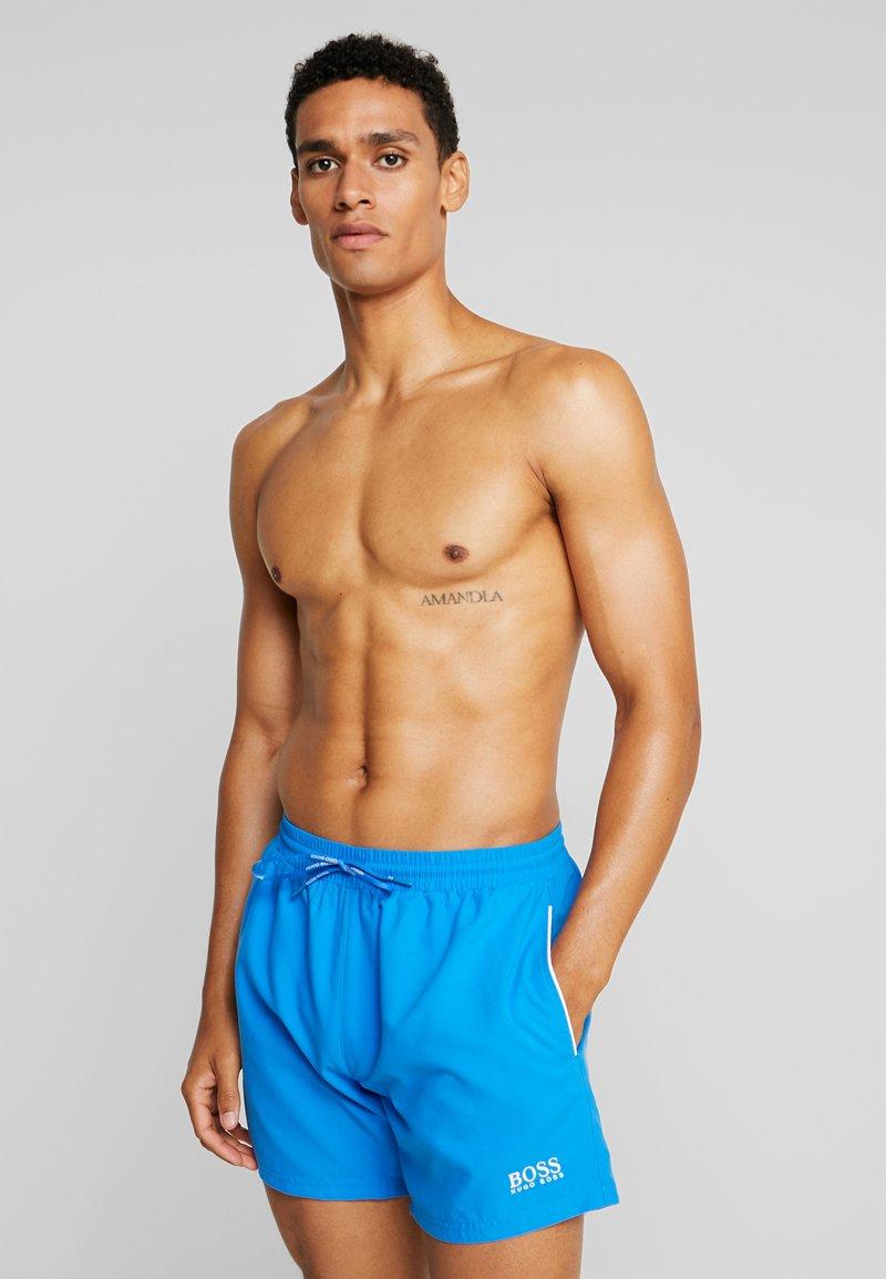 BOSS - DOGFISH - Zwemshorts - bright blue