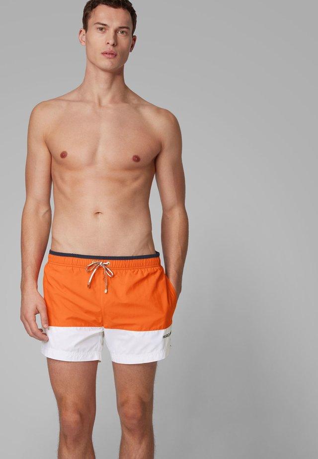 FILEFISH - Short de bain - open orange