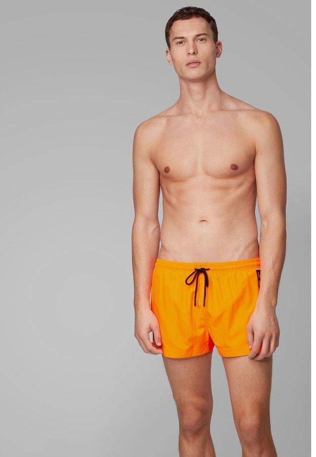 MOONEYE - Short de bain - orange