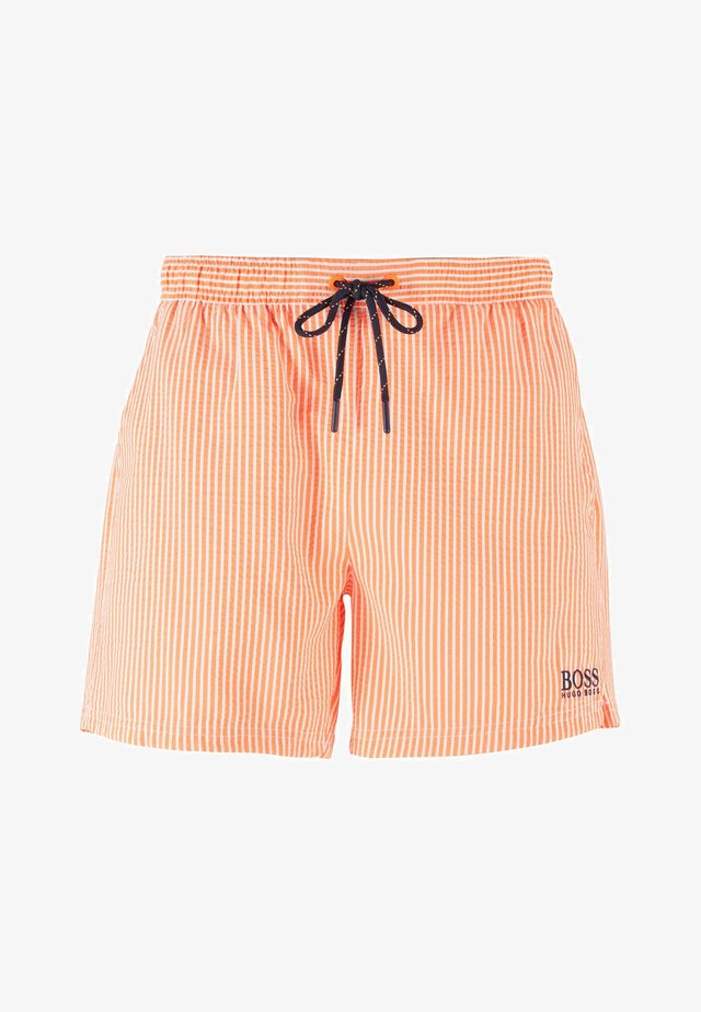 VELVETFISH - Short de bain - open orange