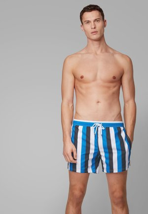 SALMON - Swimming shorts - dark blue