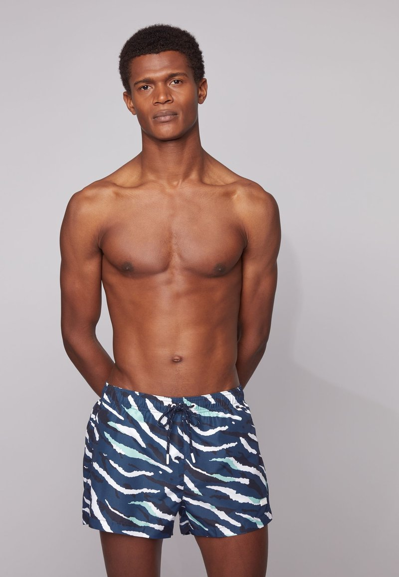BOSS - Swimming shorts - blue