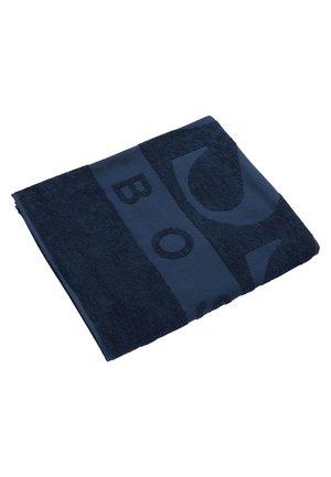 BEACH TOWEL - Strandhanddoek - dark blue