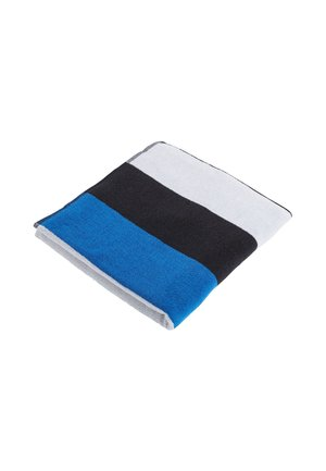 Beach towel - open blue