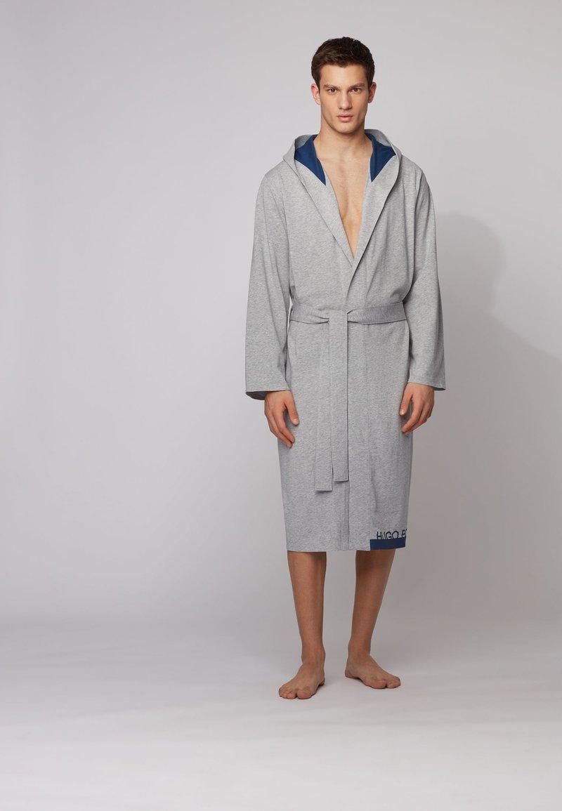 BOSS - Dressing gown - light grey