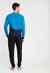 BOSS - Teplákové kalhoty - black - 2