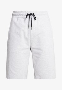 BOSS - HERITAGE SHORTS - Pyjamasbyxor - medium grey - 4