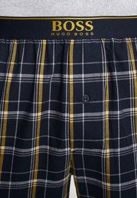 BOSS - DYNAMIC PANTS  - Pantalón de pijama - open blue - 5