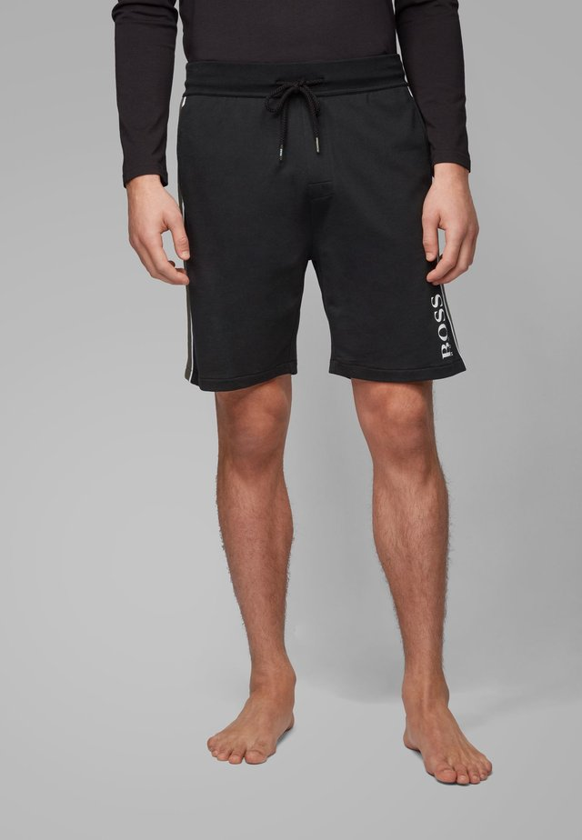 AUTHENTIC SHORTS - Nattøj bukser - black