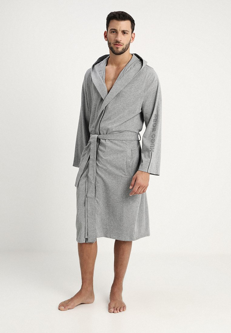 BOSS - IDENTITY GOWN  - Accappatoio - medium grey