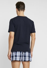 BOSS - URBAN SET - Pijama - bright blue - 2