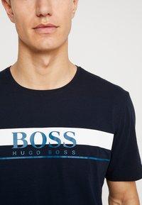 BOSS - URBAN SET - Pijama - bright blue - 3