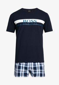 BOSS - URBAN SET - Pijama - bright blue - 5