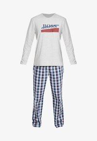 BOSS - URBAN LONG SET  - Pijama - medium blue - 4
