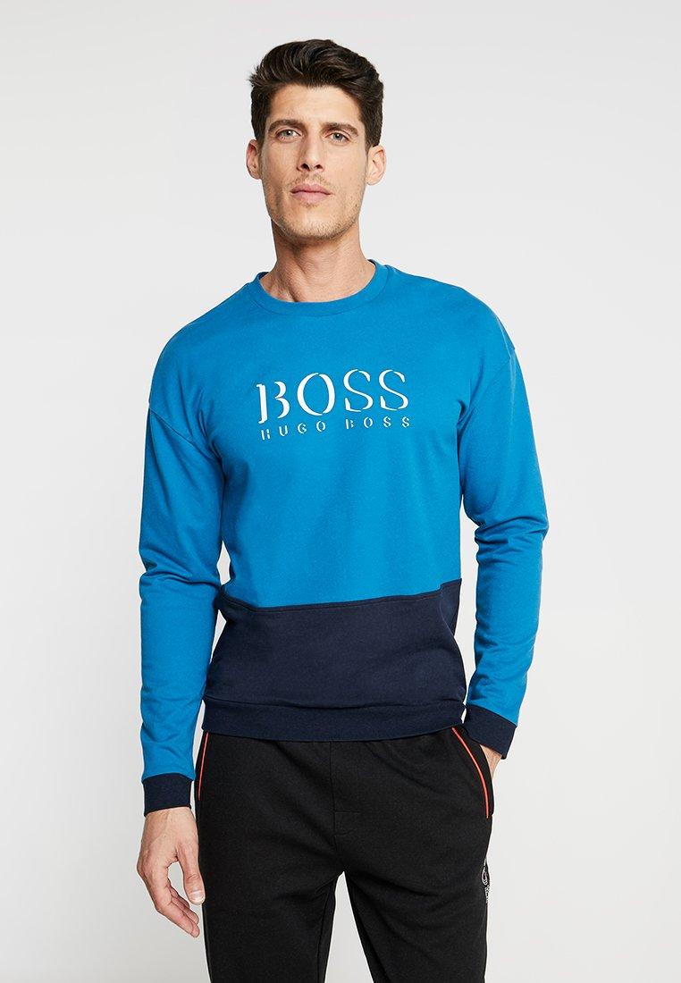 BOSS - AUTHENTIC - Camiseta de pijama - turquoise/aqua