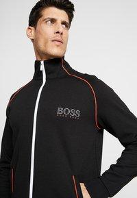 BOSS - Sportovní bunda - black - 4