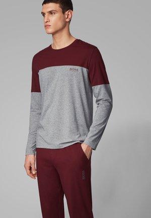 BALANCE  - Pyjama top - dark red
