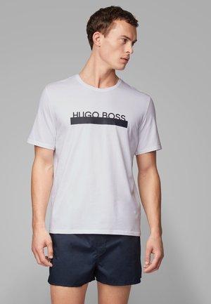 IDENTITY T-SHIRT RN - Haut de pyjama - white