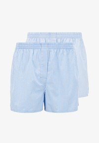 BOSS - BOXER 2PACK - Boxershort - open blue - 4